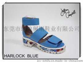 美国JC  HARLOCK 凉鞋