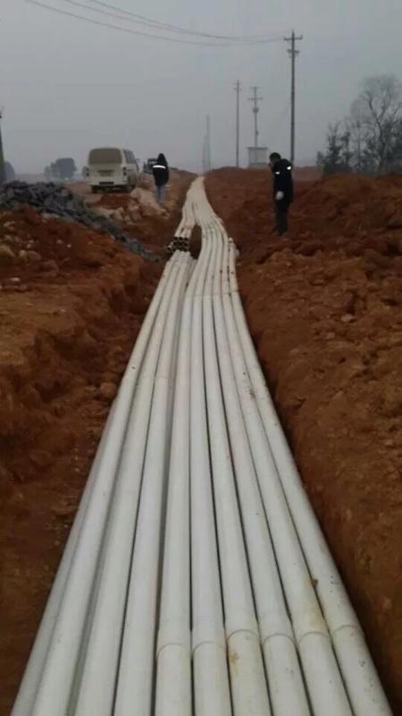 湖北PVC通信管生產廠家