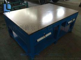 深圳厂家直销 钢板工作台