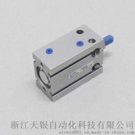 SDA薄型气缸_薄型气缸SDA选型大全-浙江天银气动气缸厂家直销