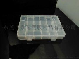 厂家供应透明18格塑胶盒