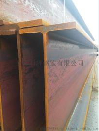 包钢H型钢Q345B100-700全系列现货可定轧厂发