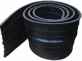 . 中埋式橡胶止水带和背贴式橡胶止水带的使用规范