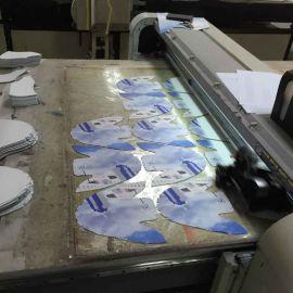 厚街真皮数码印花机 真皮鞋材数码印花设备