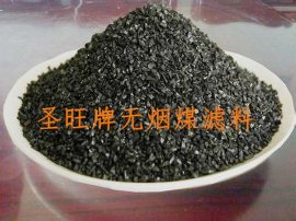 潮州圣旺无烟煤滤料价格多少钱一吨