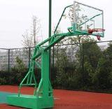 廣鑫直銷平箱式仿液壓、平箱移動式籃球架、戶外或校區適用型籃球架