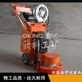 环氧地坪打磨机  多功能无尘研磨机  多磨盘地坪打磨机