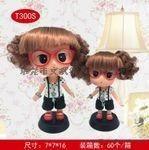 可愛漂亮迷糊娃娃 帶項鍊站姿迷糊娃娃(小號) 廠家直銷