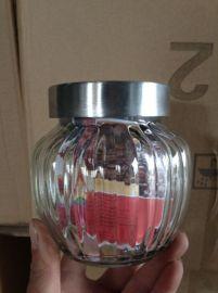 500ml出口密封玻璃罐