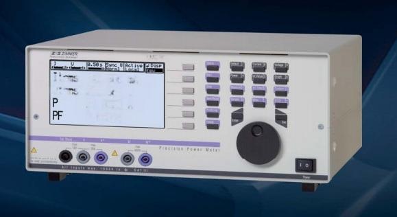 ZES ZIMMER 高精度单相功率分析仪 LMG 95