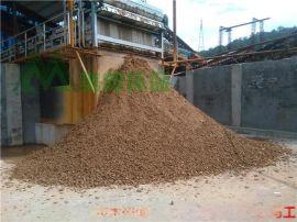 砂场泥浆处理案例,砂场泥浆脱水设备,洗砂泥浆脱水机