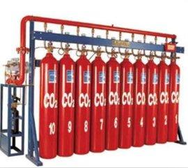 享龙 二氧化碳气体灭火系统