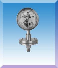 电接点隔膜压力表 YXC-100/150/ML(MF)