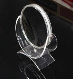 有机玻璃镜子 亚克力镜子 亚克力台式化妆镜 亚克力制品