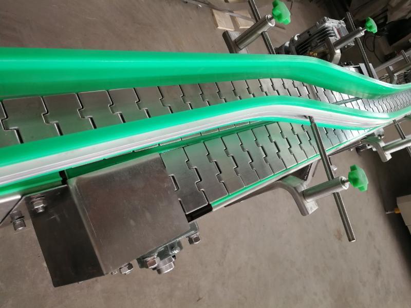 输送系统 不锈钢链条 塑料链条 塑料输送 无压力输送 输送流