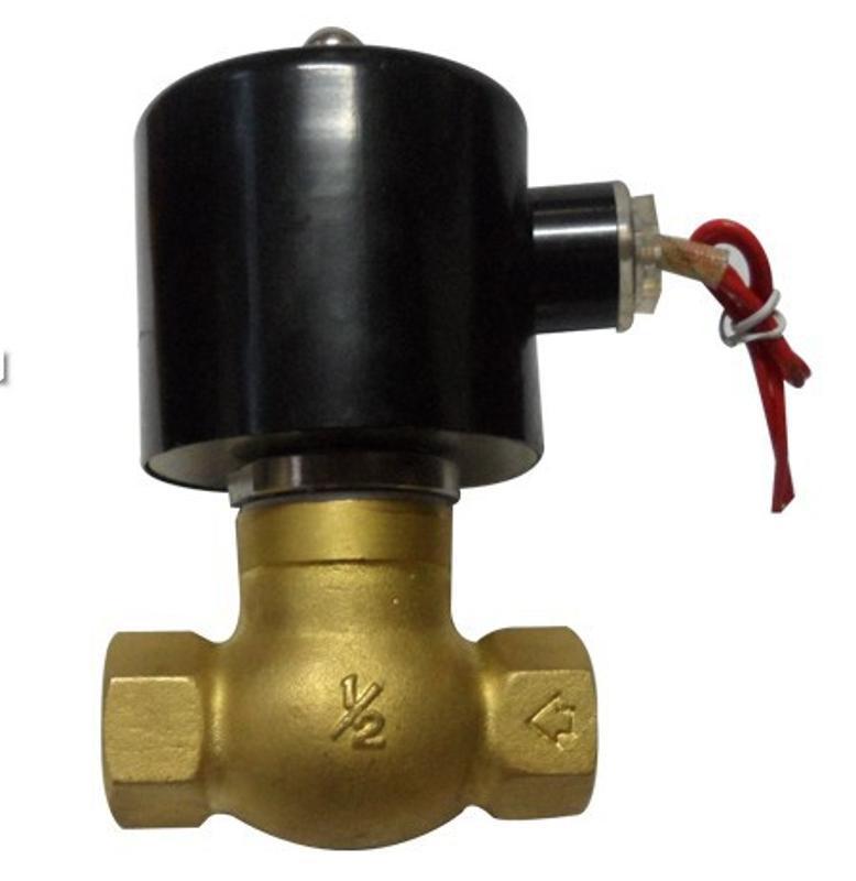 厂家热销 法兰黄铜蒸汽电磁阀ZQDF DN50实力厂家