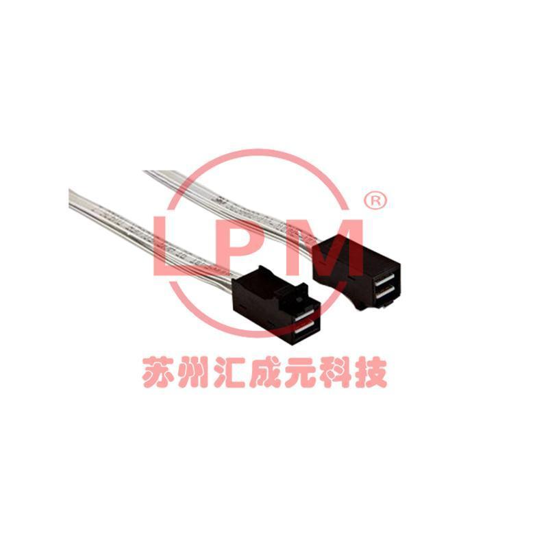 供应3M 8US4-CB213-00-1.00 SFF-8643 mini SAS 替代品线缆组件