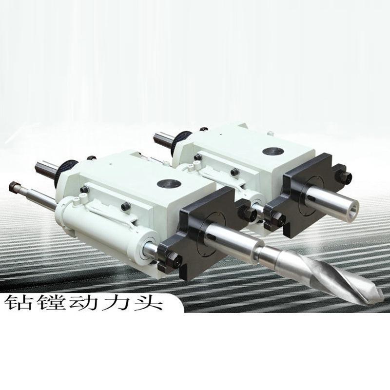 銘宏機械 158鑽鏜動力頭 廠家直銷