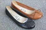 黎兰尚薇972蝴蝶结平底小单鞋
