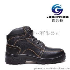 真皮冬季劳保鞋 多功能安全鞋 防砸安全鞋 外贸出口劳保鞋