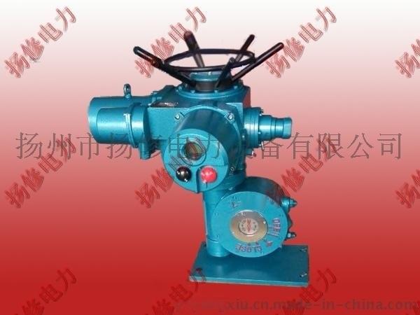 供应扬修电力F-DQW20角行程阀门电动装置