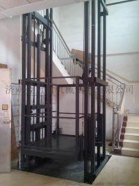 供应潍坊链条式升降机、导轨式货梯。