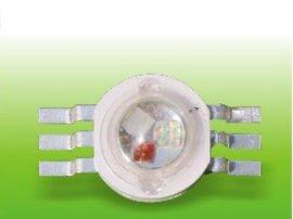 統佳3w大功率led燈珠rgb