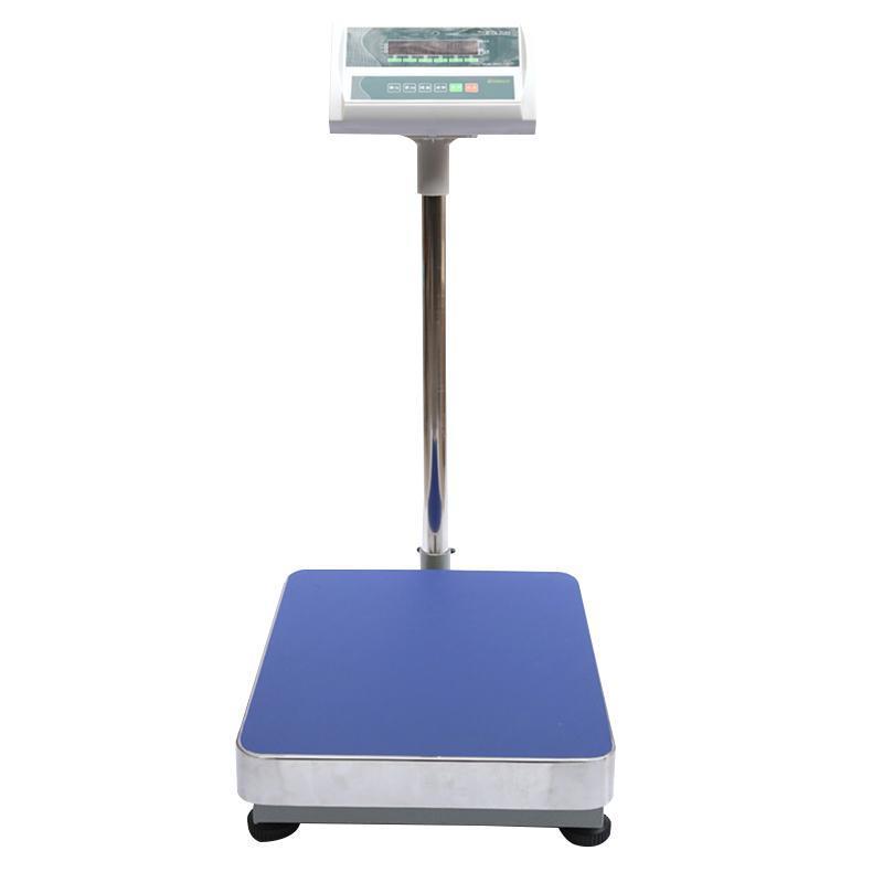 電子檯秤TCS-100kg大屏顯示電子檯秤液晶背光30kg~300kg可選