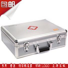 科洛综合急救箱工厂ZS-L-004A车用家庭便携医疗箱**消防应急箱