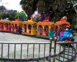 兒童觀覽車遊樂設備, 觀光車系列