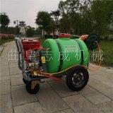 志成160升手推式汽油高压喷雾器