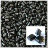 黑色PC/ABS颗粒/充电器专用料/ABS合金抽粒料
