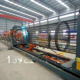 鋼筋彎曲中心數控鋼筋繞籠機鋼筋籠滾焊機