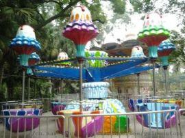 室外儿童游乐场设备,逍遥水母,桑巴气球