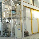 江门喷砂房厂家 大型铸造件喷砂自动回收喷砂房