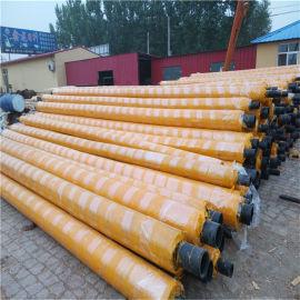 南通 鑫龙日升 高密度聚乙烯聚氨酯发泡保温钢管 地埋式预制保温管