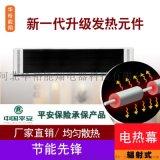 厂家直销 远红外电热幕 工业高温取暖器