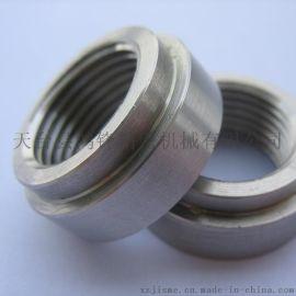 厂家供应不锈钢氧传感器螺母 汽车消声器螺母 传感器圆螺母
