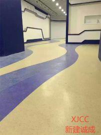 供应广东惠州PVC胶地板博尼尔系列2.0厚塑胶地板