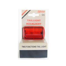 自行车尾灯 红光尾灯 警示灯
