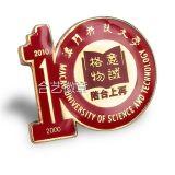 供应学校徽章、中学徽章、大学徽章、校徽定制