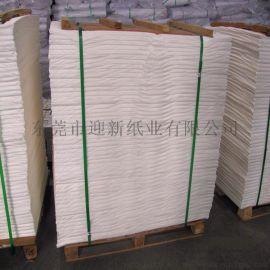 供应东莞**白色牛皮纸   60G白牛皮纸厂家