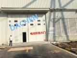 电动折叠门厂家、工业折叠门、厂房折叠门、多扇折叠门