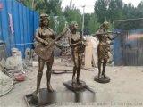 弹吉他雕塑,吉他演奏人物雕塑