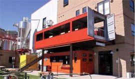 集装箱改造建筑|集装箱酒店设计-大小盒子集装箱建筑设计案例
