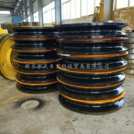 专业生产32t滑轮片 行车滑轮组 升降机滑轮组