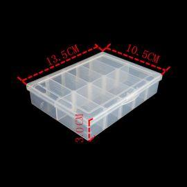 四叶草203 活动10格元件盒