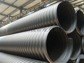 鋼帶增強螺旋波紋管400河北現貨直銷