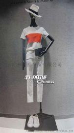 E15女装品牌折扣一手货源走份批发找广州明浩服饰