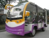 个性定制电动观光车,14座景区观光卡通车